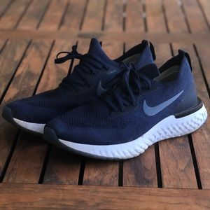 Nike Men's Epic React Flyknit Running Shoes 10.5
